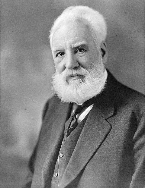 Bell inventa o telefone