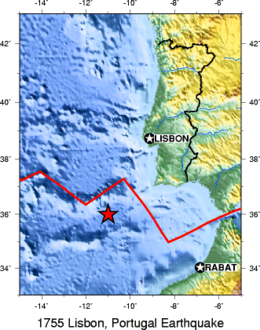 Grande Terremoto de Lisboa
