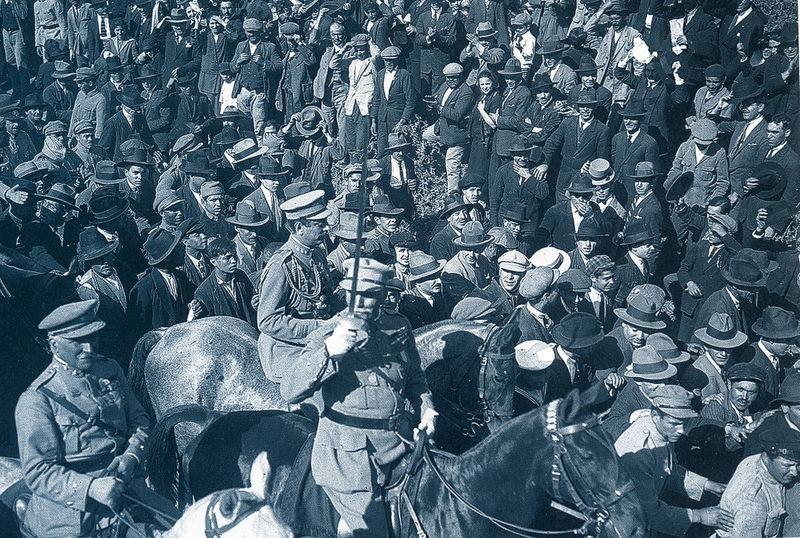 Revolução de Braga - Queda da 1ª República