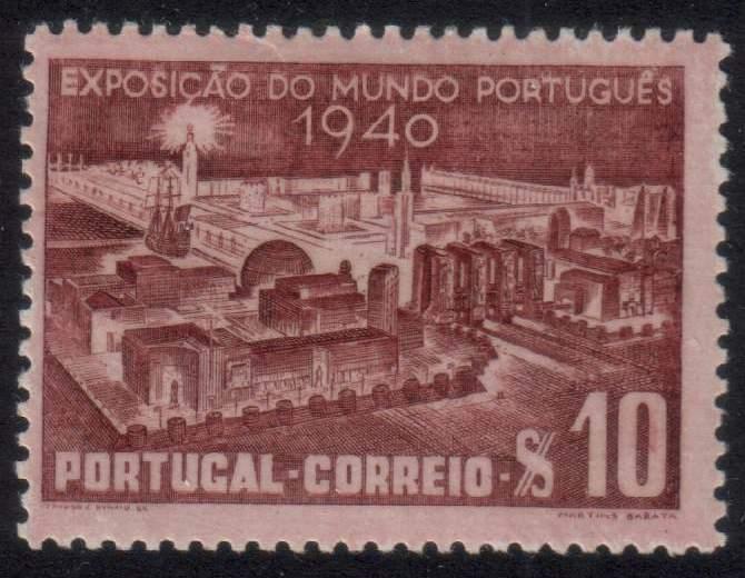 Comemoração dos centenários da fundação e independência de Portugal