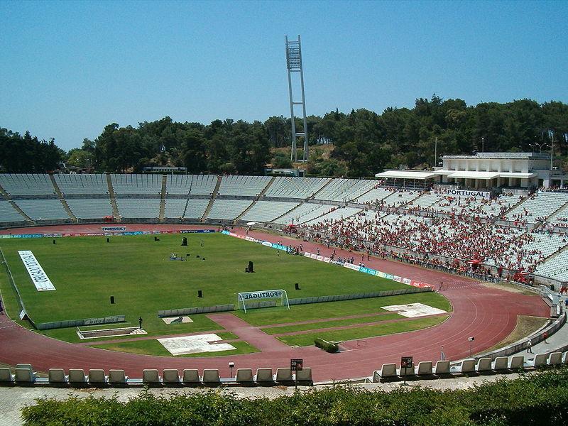 Abertura do Estádio Nacional