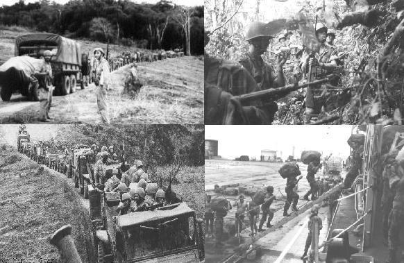 Início da Guerra Colonial