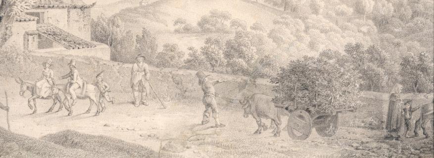 Aquisição da quinta por D. Caetano de Mello e Castro