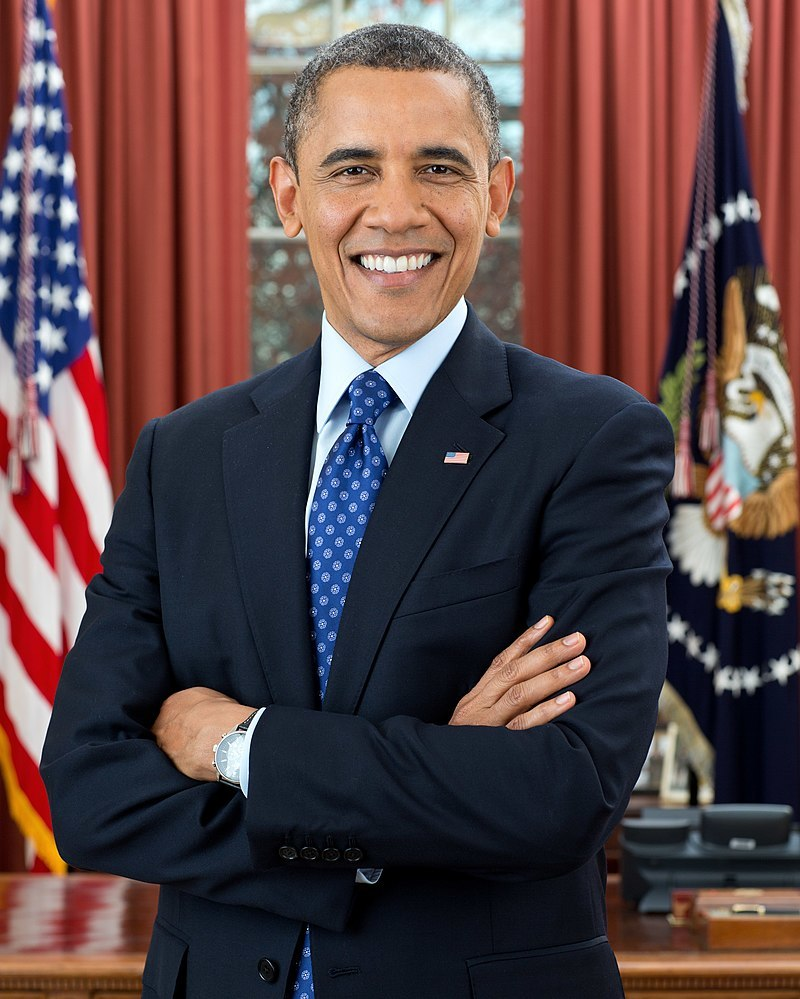 Barack Obama is reelected President of the United States