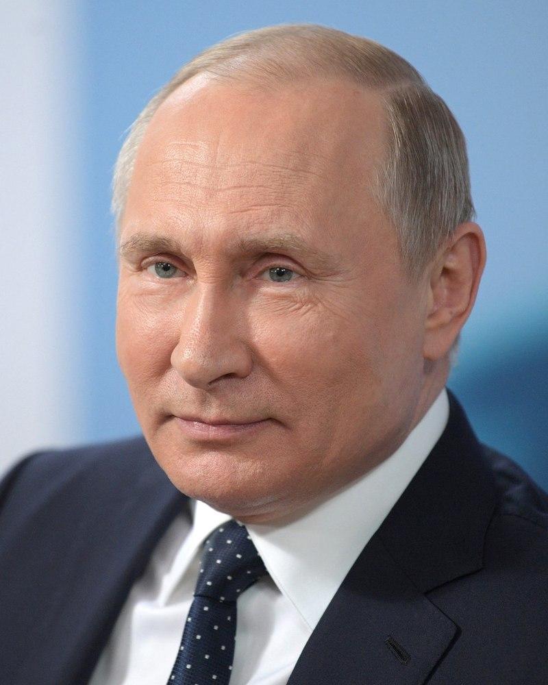 Vladimir Putin is elected President of Russia.