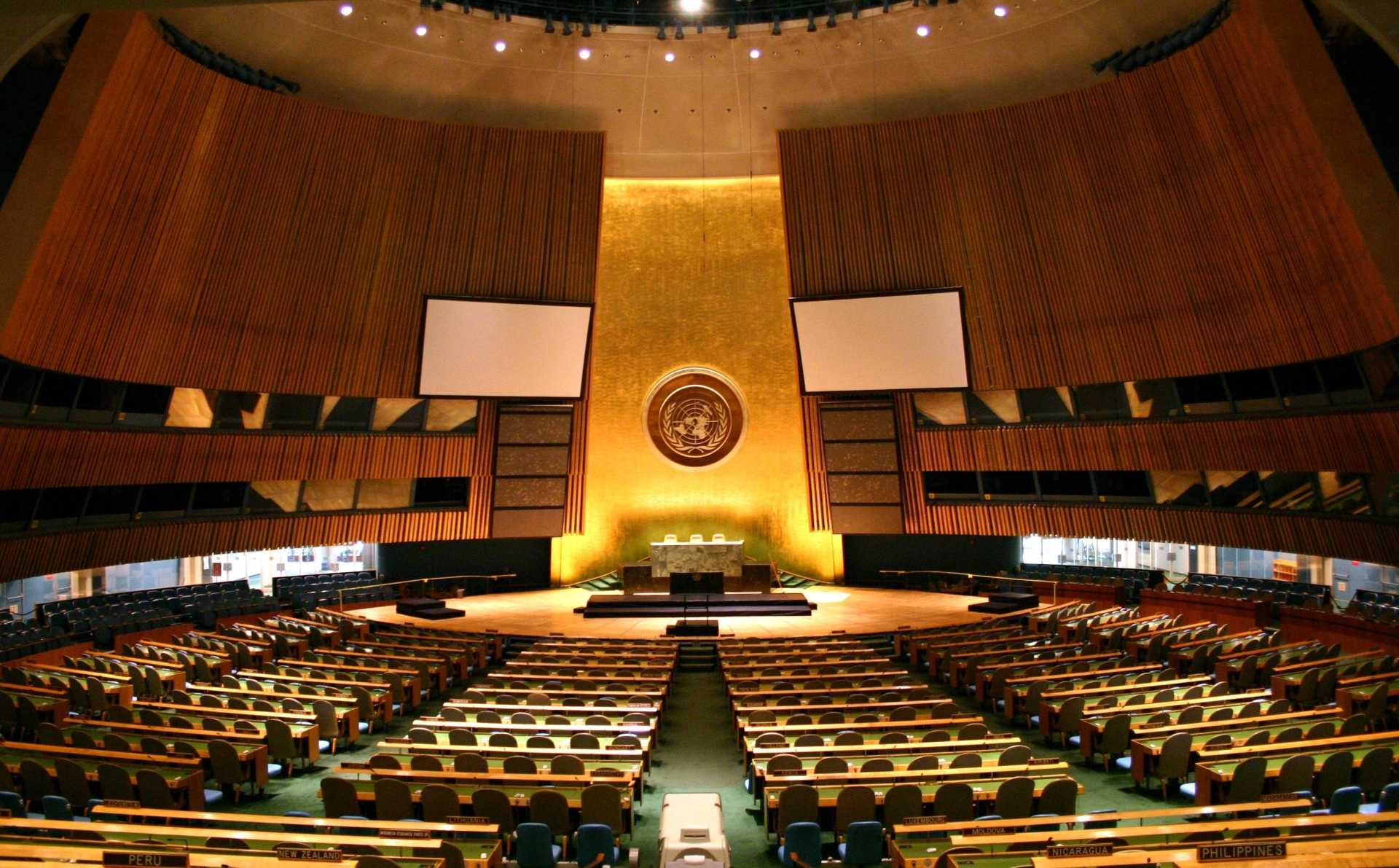 The United Nations General Assembly adopts the Arms Trade Treaty to regulate the international trade of conventional weapons.