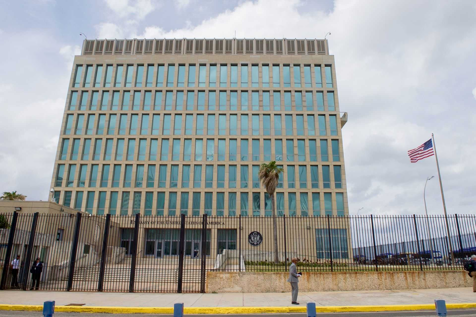 U.S. President Barack Obama announces the resumption of normal relations between the U.S. and Cuba.