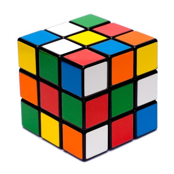 Invenção do cubo de Rubik