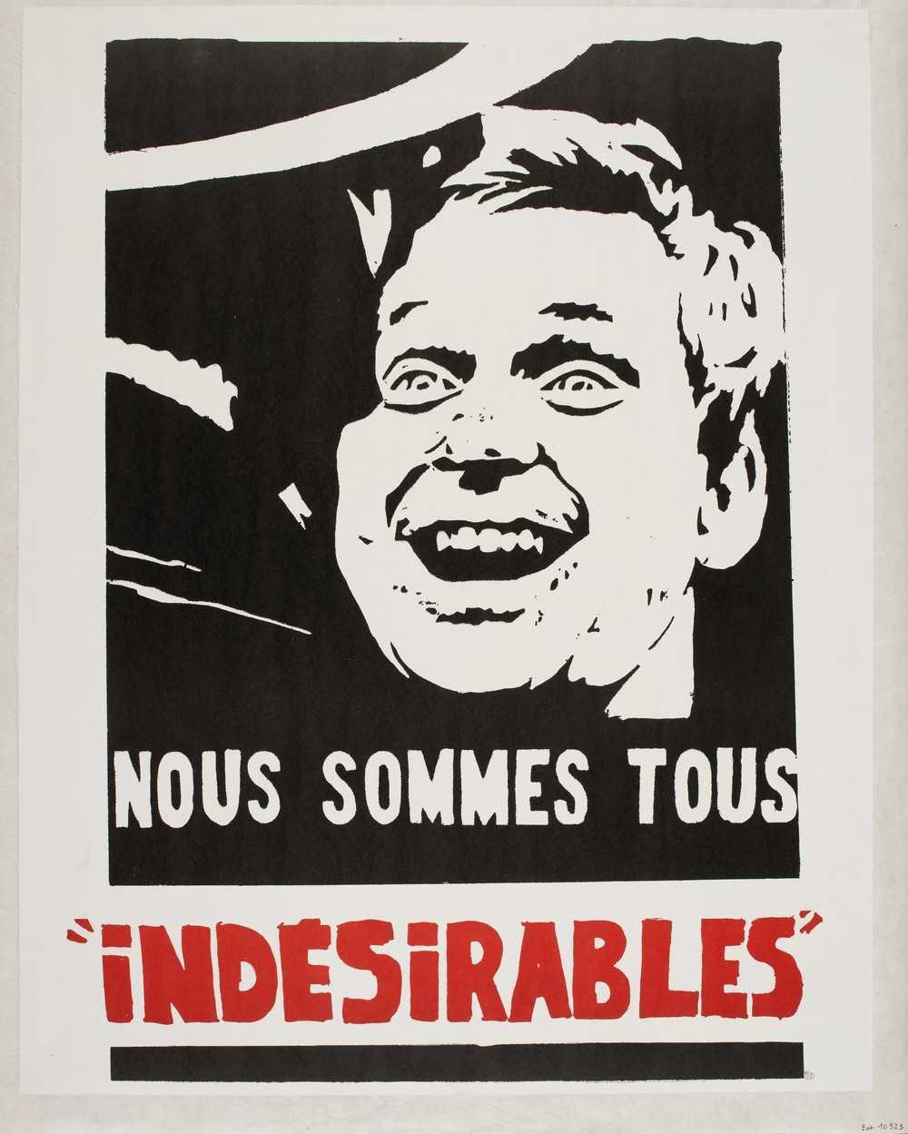 Manifestações Maio de 1968