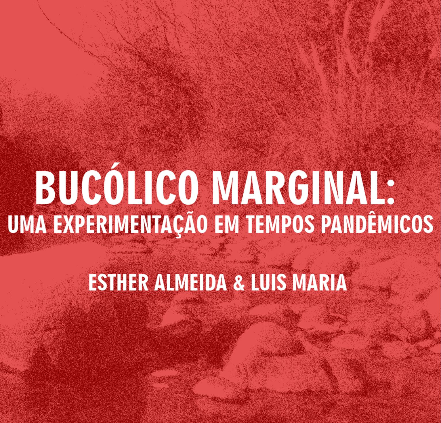 Bucólico Marginal: uma experimentação em tempos pandêmicos - Esther Almeida & Luis Maria