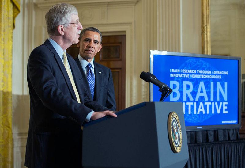 Launching of The Brain Initiative