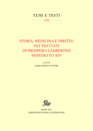 Prospero Lambertini's On the Imagination and Its Powers, by Fernando Vidal