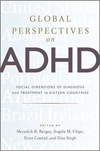 Academic and professional tensions and debates around ADHD in Brazil, book chapter by Francisco Ortega, Rafaela Zorzanelli and Valeria Portugal