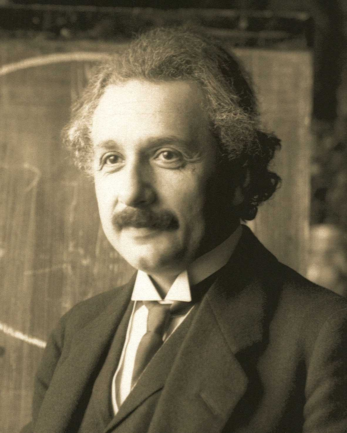 Albert Einstein's death