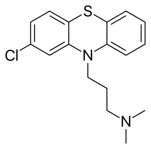 Synthetization of Chlorpromazine