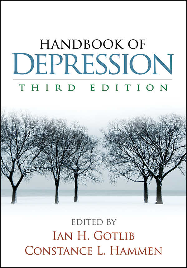 Most recent edition of the Handbook of Depression