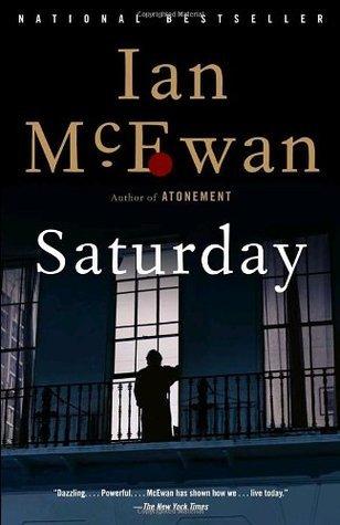Saturday, by Ian McEwan