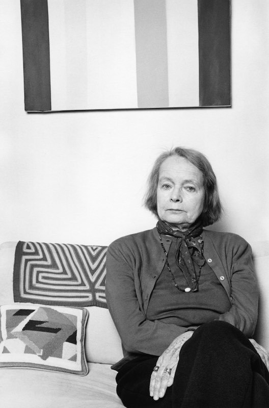 Betty Parsons opens her gallery