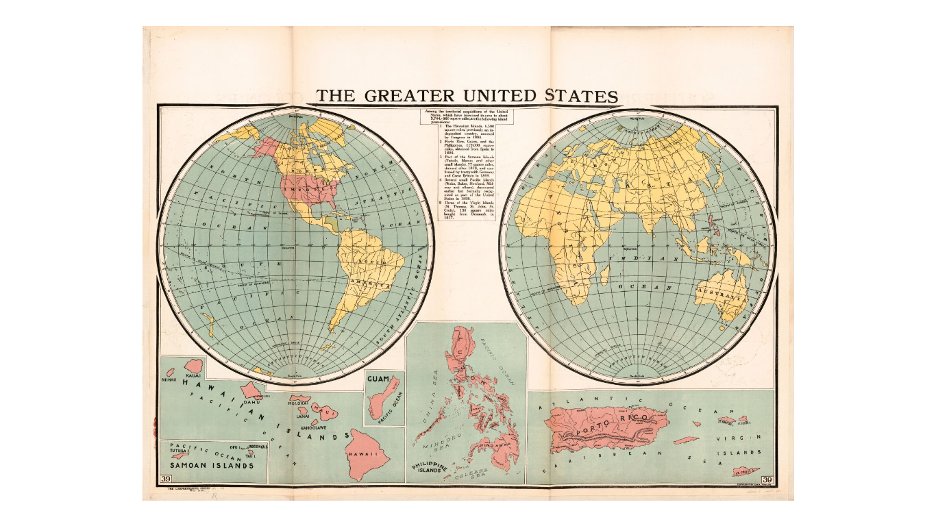 """The """"Greater United States"""" Maps"""