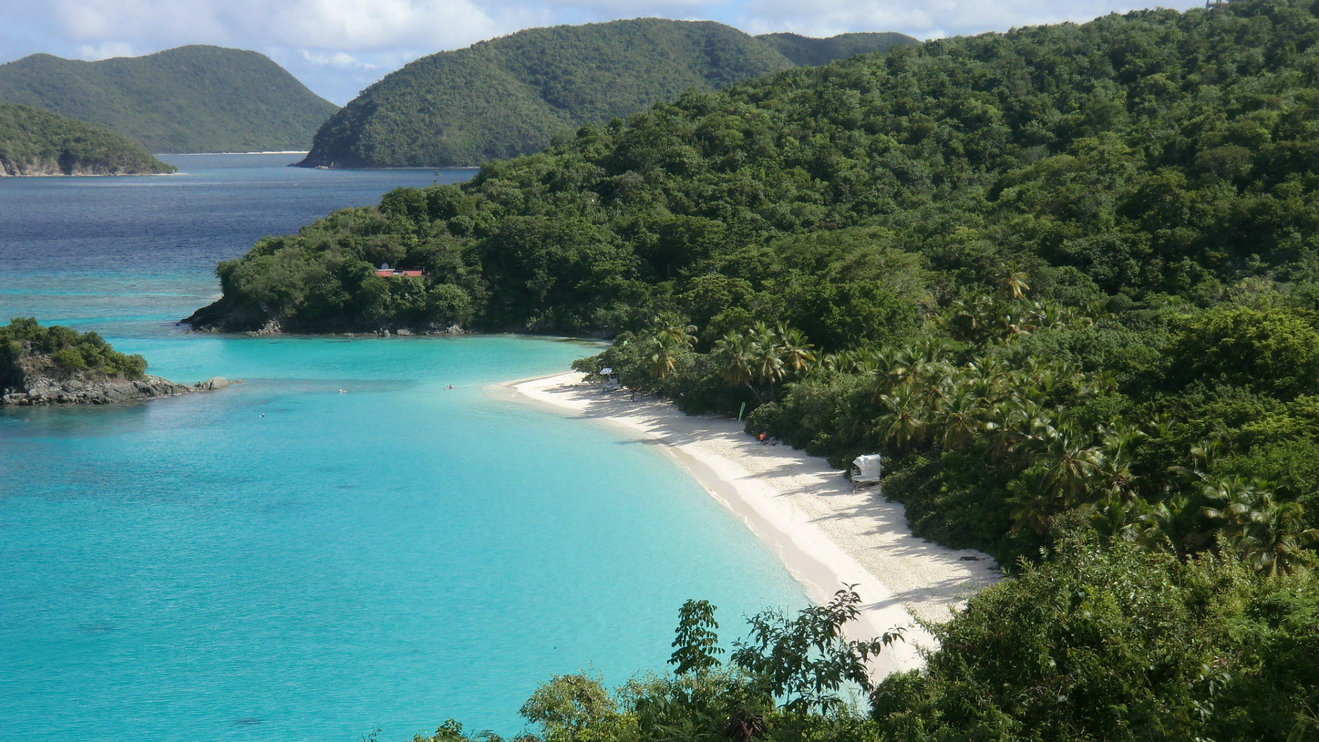 Annexation of U.S. Virgin Islands
