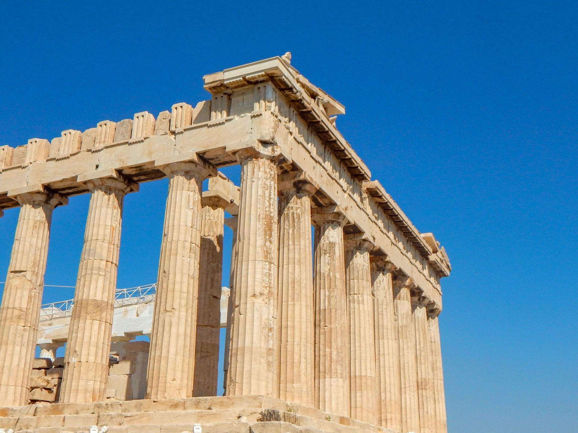 Parthenon: Construction and Reconstruction