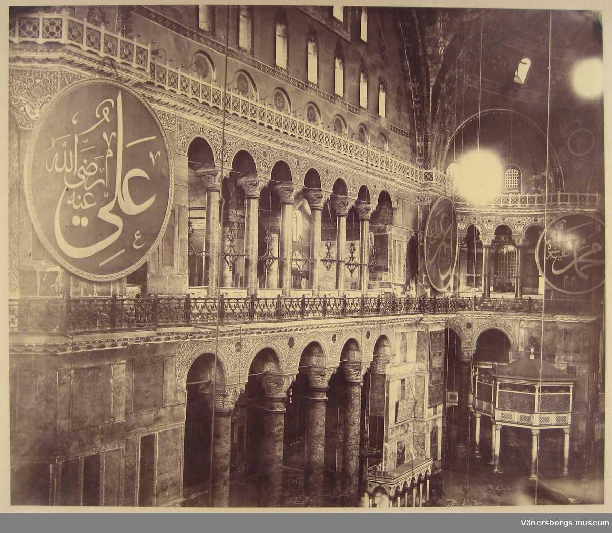 Restoration under Sultan Abdulmejid