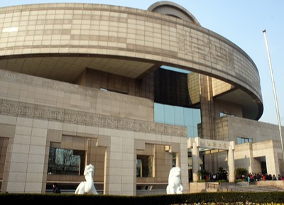 Shanghai Museum is the first museum in China to close