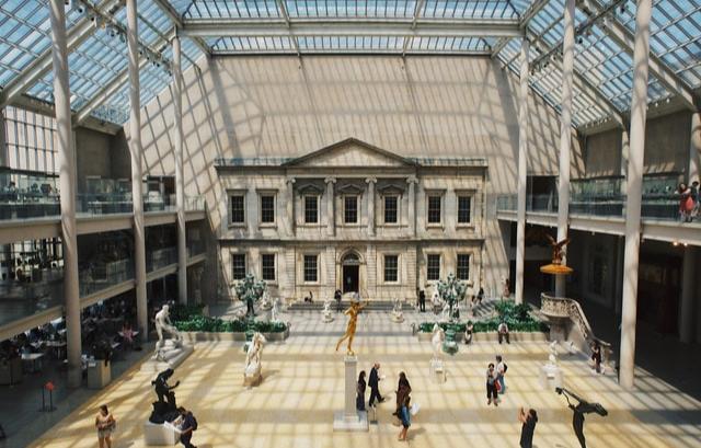 Metropolitan Museum of Art is expected to reopen