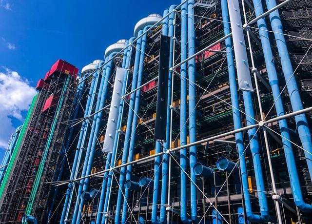 Centre Pompidou in Paris closes until further notice