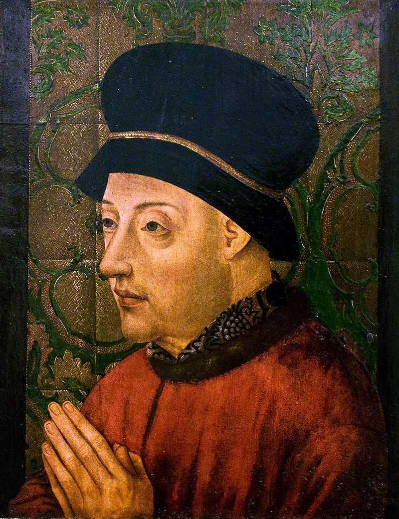 João de Avis é aclamado rei nas Cortes de Coimbra;