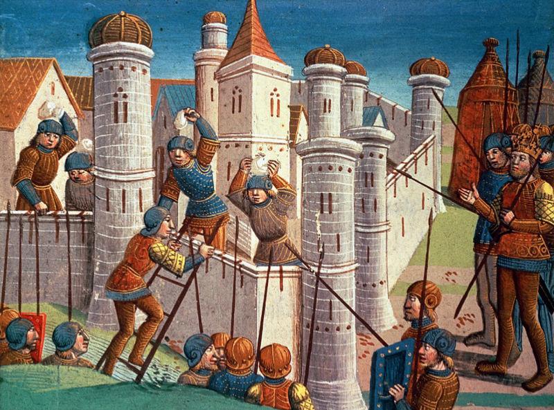 Queda de Constantinopla