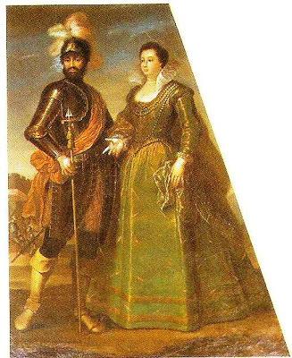 O casamento entre o futuro duque de Bragança, D. Afonso, com a filha de D. Nuno, D. Beatriz