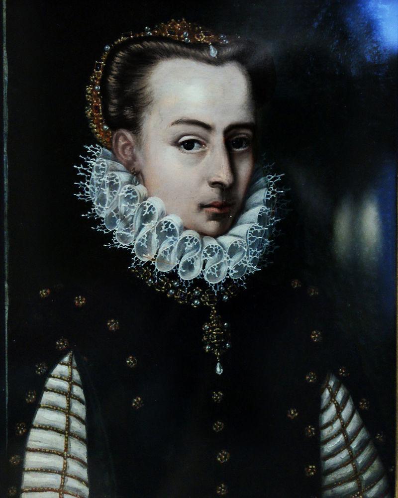 Defendeu a pretensão da rainha D. Catarina ao trono após a morte do Cardeal-Rei D. Henrique - (D. João I, 6.º Duque de Bragança)