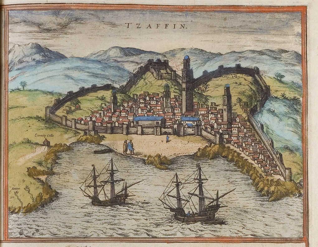 Enviou 400 cavalos em socorro de Safim - (D. Teodósio I, 5.º Duque de Bragança)