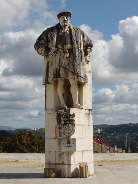 Foi escolhido para padrinho do Infante D. Dinis, filho de D. João III (1535) - (D. Teodósio I, 5.º Duque de Bragança)