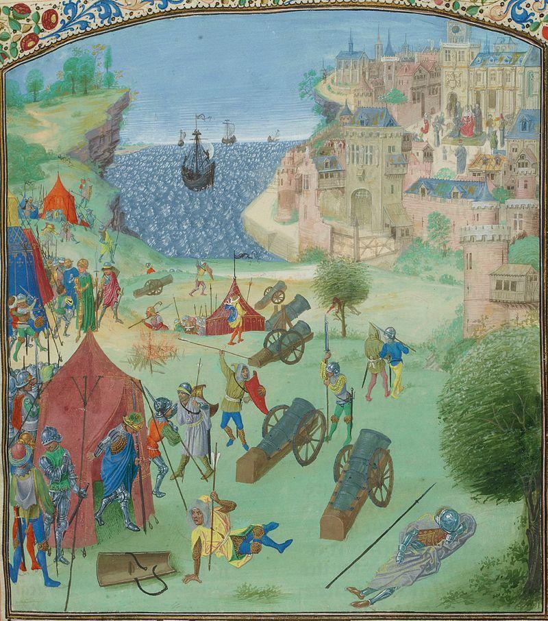 Campanha Militar - 1384