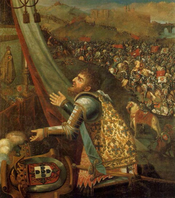 Campanha Militar - 1385