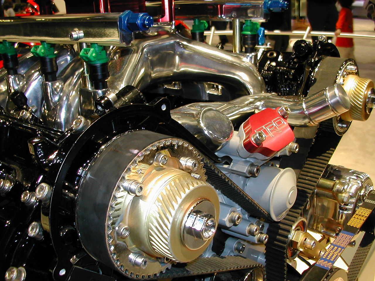 Descoberta do motor de combustão interna