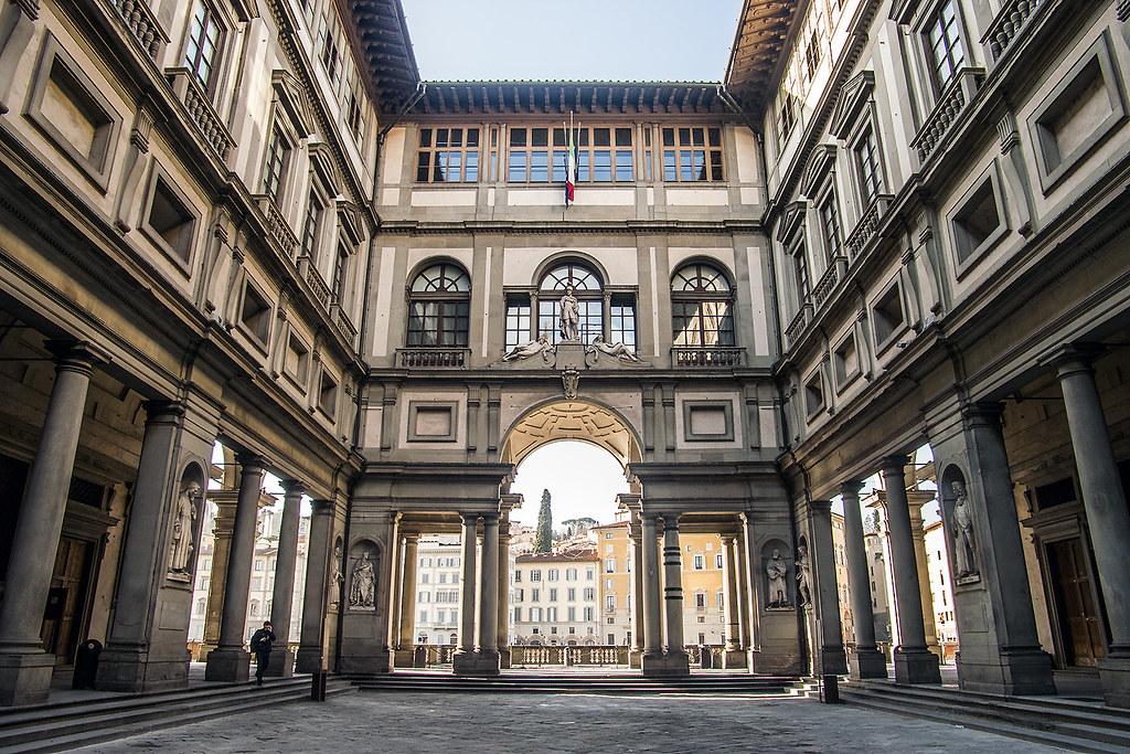 Galeria Uffizi (Florença)