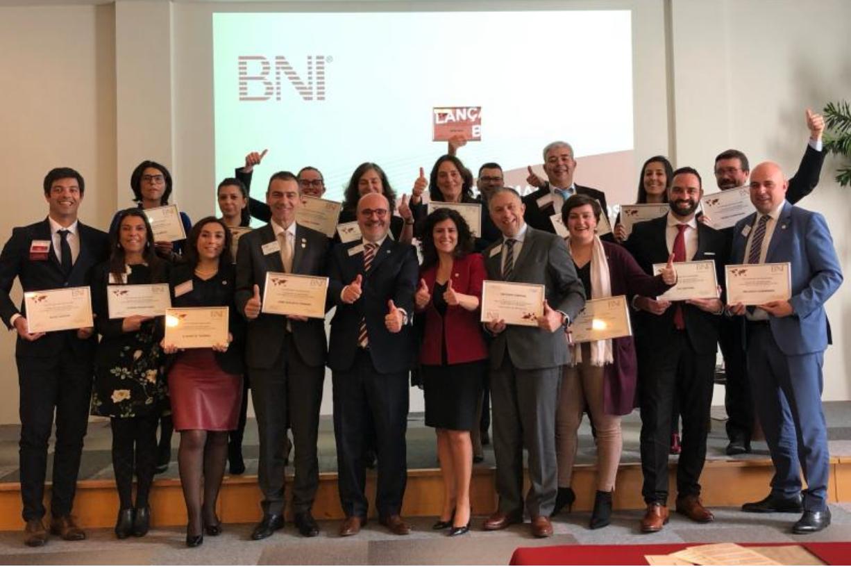 BNI Portugal Launch
