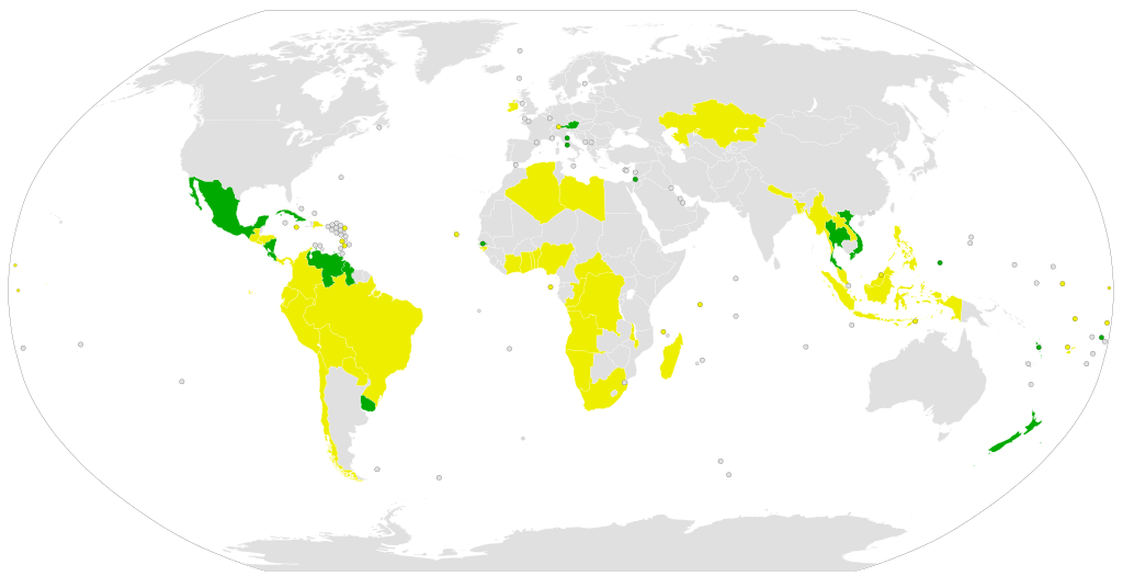 The Treaty on the Prohibition of Nuclear Weapons is voted for by 122 states.